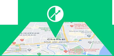OneDigital Chennai Map